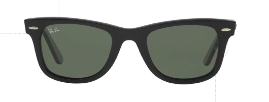 Ray-Ban Prescription Lenses Logo